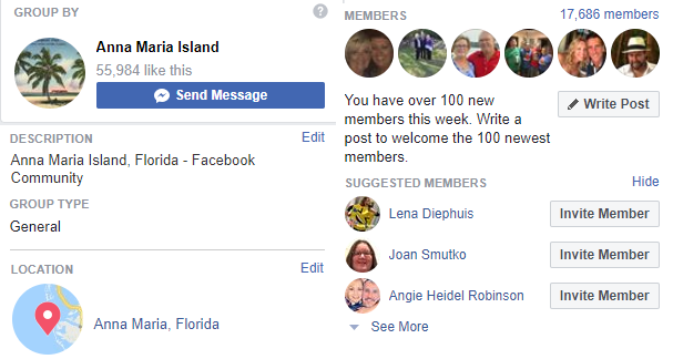 Join Facebook Group with Fake account